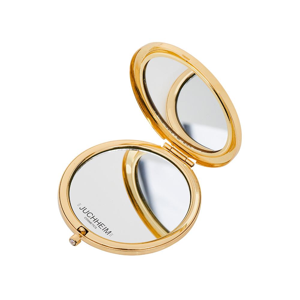 spiegel gold mit vergr erung perlmut swarovski dr juchheim cosmetics effect food. Black Bedroom Furniture Sets. Home Design Ideas